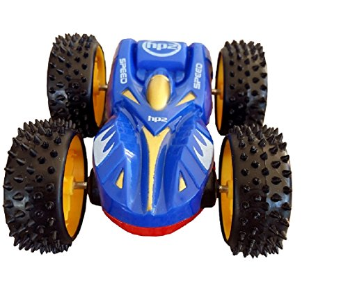 Auto-Rennwagen für Kinder Double Face rot und blau Auto Spielzeug Geschenk Idee Kind