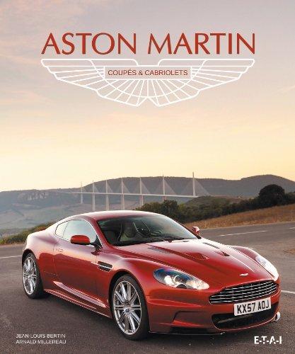 Aston Martin : Coups & cabriolets depuis 1948