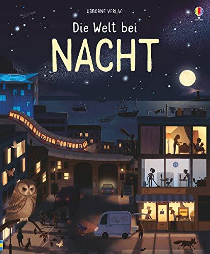 Die Welt bei Nacht -