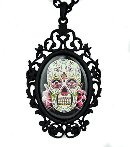 dysfunktional-doll-halskette-gothic-rahmen-sugar-skull-dia-de-los-muertos-anhanger