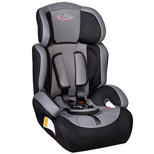 Opiniones tectake silla de coche para ni os grupos 1 2 3 for Sillas ninos coche grupos