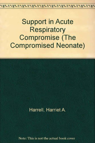 Support in Acute Respiratory Compromise [VHS] (Support Nursing Womans)