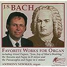 Favorite Organ Works by Bach