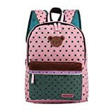 store-online-nios-y-nias-happy-cherry--mochila-infantil-de-escuela-primaria-estudiantes-con-puntos-para-nios-nias--color-1