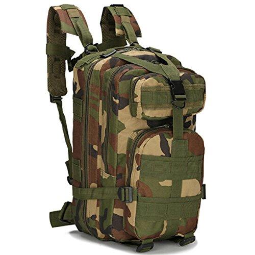 Männer Und Frauen Im Freienberg Taschen Tarnung Rucksack,JungleDigital JungleCamouflage