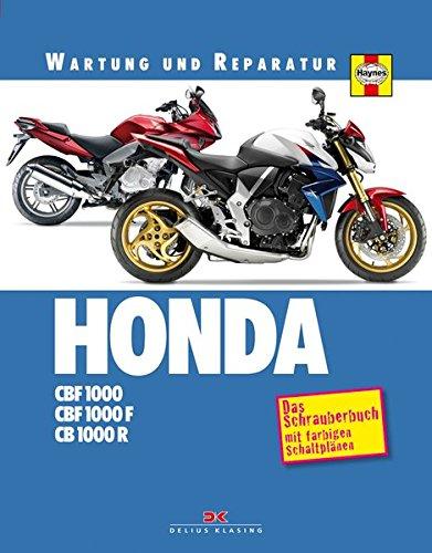 Preisvergleich Produktbild HONDA CBF 1000 / CB 1000 R