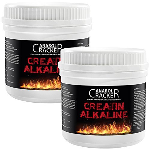 480 Kapseln Creatin Alkaline / Kre-Alkalyn 1500mg Ph-Wert konstant bei 12, Anabol Cracker