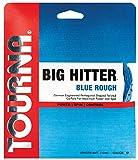 Unique, Corda per Racchetta Tourna Big Rough, Blu (Hitter Blue), 12 m