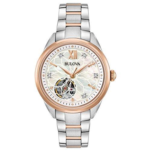 Bulova 98P170 Reloj de Damas