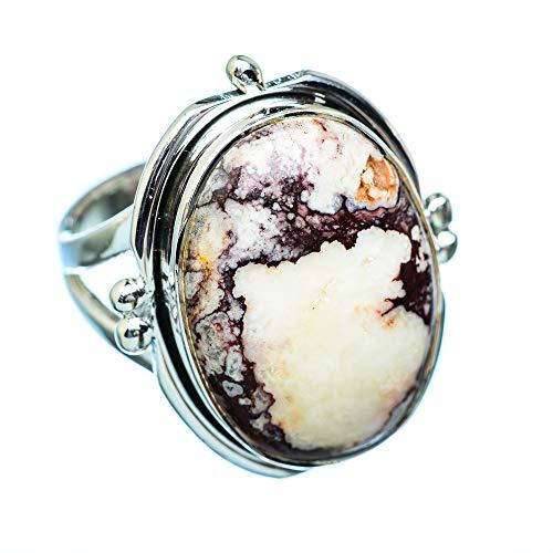Tiffany Stone, Tiffany Stein 925 Sterling Silber Ring 6.75