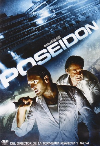 Poseidon (Import Dvd) (2006) Kurt Russell; Richard Dreyfuss; Josh Lucas; Emmy