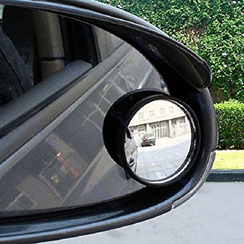 Specchietto convesso angolo ampio retrovisore punto cieco auto camper camion car