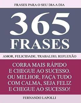 Livro 365 Frases Frases Para O Seu Dia A Dia Portuguese