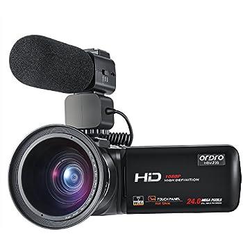 Sony DCR-VX2100 miniDV Profi-Camcorder mit 3CCD: Amazon.de