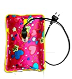 #10: DreamKraft 'Elanor' Electric Rechargeable Heating Gel Bottle Pouch Massager For Body Pain Relief (Assorted Design & Color)