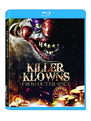 Killer Movie - Killer Klowns From Outer Space [Blu-ray] [Import