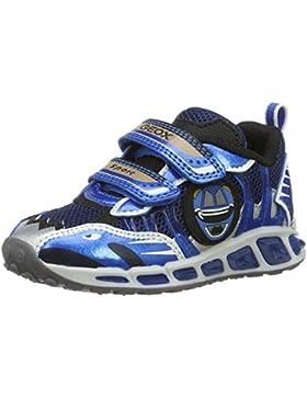 Geox J Shuttle B, Zapatillas para Niños
