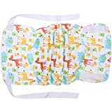 Chinatera Baby Infants Summer Cartoon Soft Breathable Cotton Diaper For Baby Ages 0-3 Years (Giraffe)