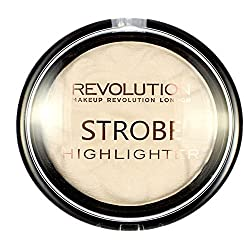 Makeup Revolution Strobe Highlighter, Ever Glow Lights, 7.5g