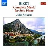 Bizet : Intégrale de l'oeuvre pour piano