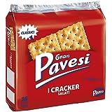 Gran Pavesi Cracker Salati I Classici - 18 Pacchetti (560 gr)