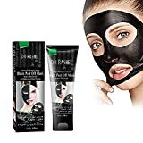Black Mask,AnGeer Blackhead Mask Peel-off Mask Blackheads Remover Clean Skin