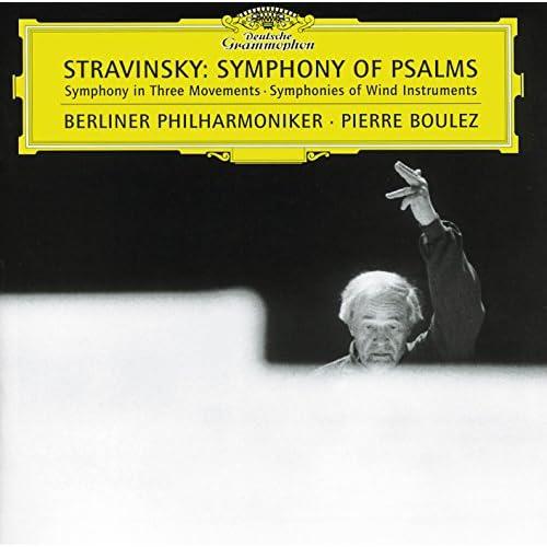 Stravinsky: Symphonies For Wind Instruments