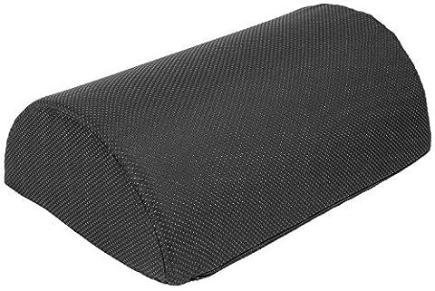 Foot Rest Cushion, Half Cylinder Design, for