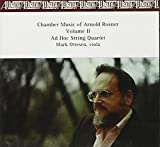 Ad Hoc String Quartet: Chamber Music Vol. 2 (Audio CD)