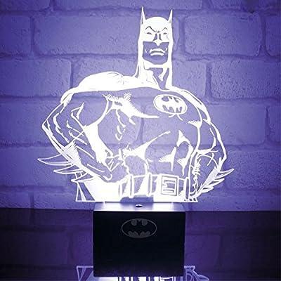 Paladone - Lampe Héros Batman