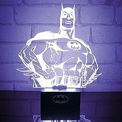 Paladone - Batman Comics Proyector Silueta
