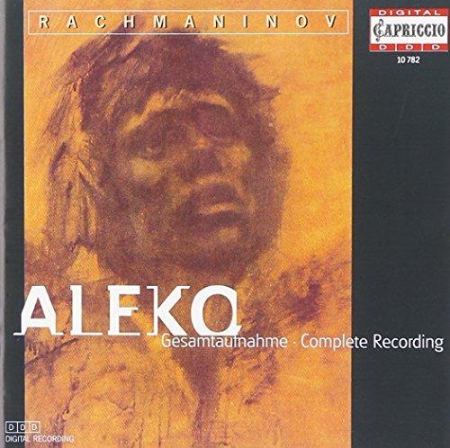 Aleko [Opera] by S. Rachmaninoff (1997-12-23)