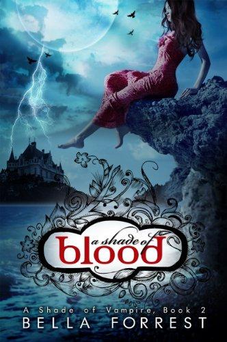 Publication Order of Shade Of Vampire Books