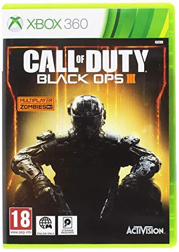 Activision Call of Duty: Black Ops III Básico Xbox 360 Inglés vídeo - Juego...