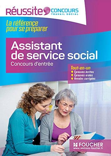 Assistant de service social - Concours d'entrée - Nº43