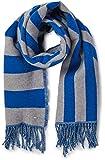 OPUS Damen Mütze, Schal & Handschuh-Set Adiami Scarf, Blau (Blue Iris 6053), One Size (Herstellergröße: 0)