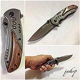 #10: ShopNGift BUCK knife X big size 20cm fast opening camper hunter knife tactical PREMIUM