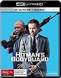 The Hitman's Bodyguard 4K UHD Blu-ray | Ryan Reynolds, Samuel L Jackson | Region B