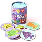 Shumee Memory Cards Game (3 Years+) (Sea Creatures)