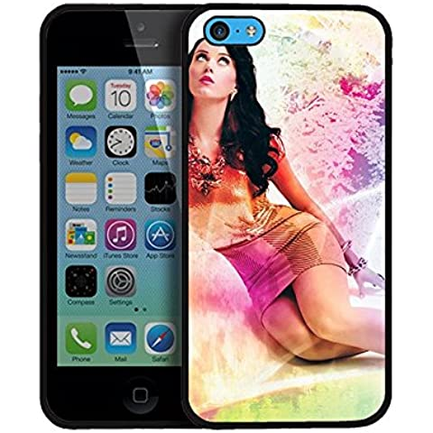 Katy Perry Iphone 5c Custodia Case Prottetiva Singer Katy Perry Iphone 5c Étui pour téléphone Katy Perry Fit for Iphone 5c