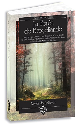 Foret de Broceliande par Fournier/François