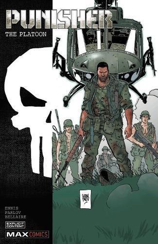 Punisher: The Platoon por Garth Ennis