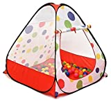 Polka Dot Teepee children Play Tent - In...