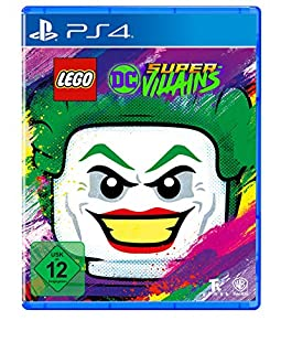 LEGO - DC Super-Villians - [PlayStation 4] (B07D57FB16) | Amazon price tracker / tracking, Amazon price history charts, Amazon price watches, Amazon price drop alerts
