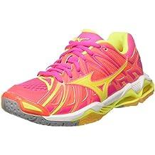 Mizuno Wave Tornado X2 Wos, Zapatos de Voleibol para Mujer