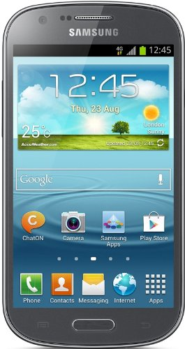 Samsung gt-i8730taaitv Galaxy Express, Grau [Italien] (Samsung Galaxy Express 4g)