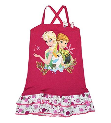 Frozen Kleid Für Baby - Eiskönigin Frozen Eisprinzessinnen Sommer Mädchen Baby