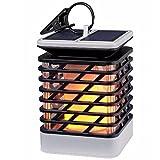 Best Linterna Solar Powered - KJLARS Lámpara Solar Bailando Llama Iluminación Al Aire Review