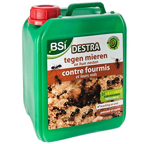 Provence Outillage 07559 Anti Fourmis + Nids Transparent 2,5L