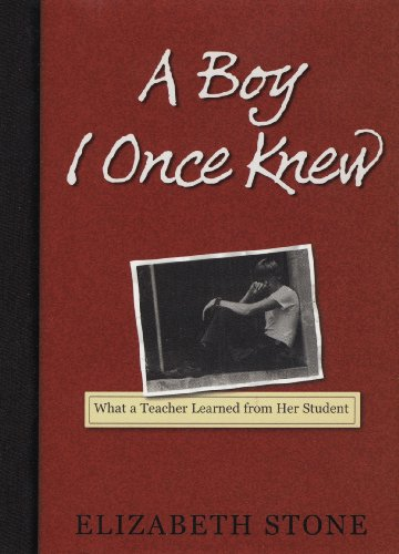 A Boy I Once Knew What A Teacher Learned From Her Student English Edition